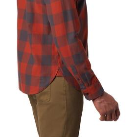 Mountain Hardwear Catalyst Edge Langarmshirt Herren rusted